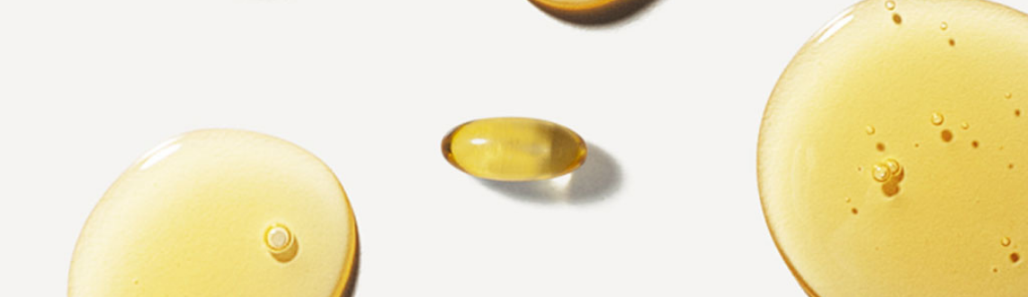 Fish oil supports heart health